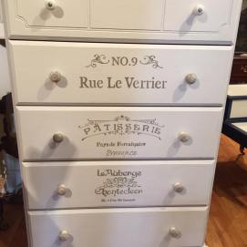 french drawers