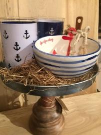 Nautical Gift Bsket