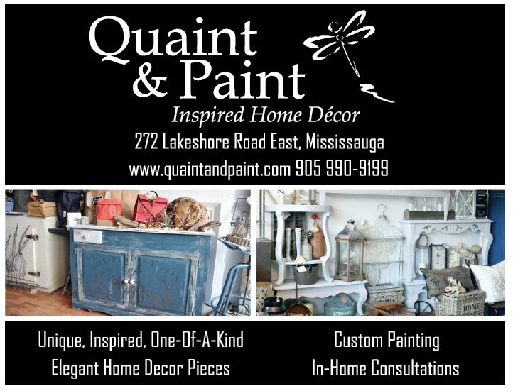 Quaint&Paint Advertising